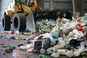 Mỹ đã trở thành quốc gia thải rác nhiều nhất thế giới