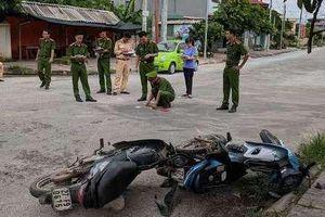Điện Biên: 2 xe máy chạy tốc độ cao đấu đầu, 1 người tử vong