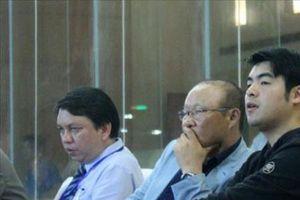 Người đại diện HLV Park Hang Seo mang tin vui tới người hâm mộ Việt Nam