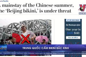 Trung Quốc cấm Bikini Beijing