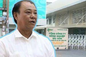 Khởi tố nguyên Tổng giám đốc Sagri Lê Tấn Hùng