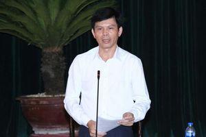 Phó Chủ tịch Thanh Hóa Lê Anh Tuấn giữ chức Thứ trưởng Bộ GTVT