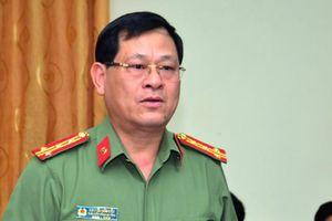 Chủ tịch nước thăng quân hàm cho Giám đốc Công an Nghệ An Nguyễn Hữu Cầu