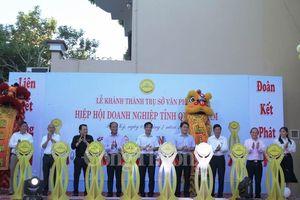 Hiệp hội doanh nghiệp Quảng Nam: Cầu nối giữa doanh nghiệp và chính quyền địa phương.
