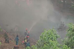 Nhiều vấn đề rút ra trong xử lý các vụ cháy rừng gần đây