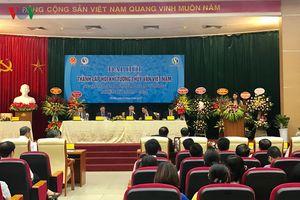 Thành lập Hội Khí tượng thủy văn Việt Nam