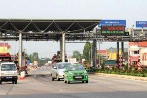 Tạm dừng thu phí sử dụng đường bộ tại 4 dự án BOT giao thông