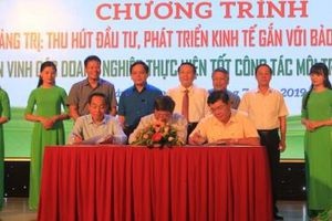 Tôn vinh các doanh nghiệp thực hiện tốt công tác bảo vệ môi trường tại Quảng Trị