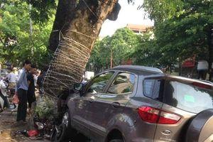 Ô tô 'điên' gây tai nạn liên hoàn khiến 3 người bị thương ở Thái Nguyên