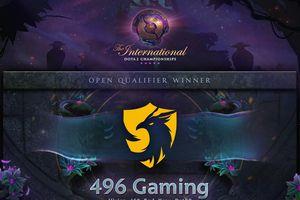 Thi đấu xuất sắc, 496 Gaming chính thức góp mặt tại vòng loại khu vực của The International 2019
