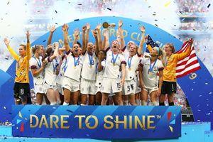 Dập tắt tham vọng của nhà vô địch châu Âu, tuyển Mỹ bảo vệ thành công chức vô địch World Cup nữ