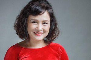 NSND Hoàng Cúc tái xuất trong dự án phim truyền hình mới