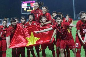 Việt Nam thêm cơ hội dự World Cup nữ 2023