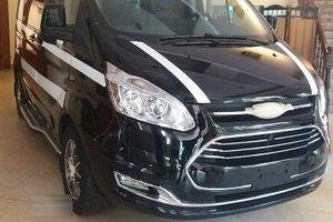 Xe mới Ford Tourneo lộ ảnh trước ngày ra mắt