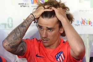 Barca gặp tin xấu trong vụ chiêu mộ Griezmann