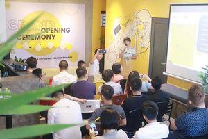 Ra mắt không gian làm việc tích hợp đầu tiên cho các Startup trẻ ở Đà Nẵng