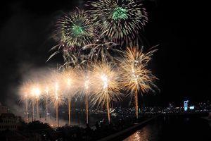 Chùm ảnh: Phần Lan vô địch Lễ hội pháo hoa Đà Nẵng