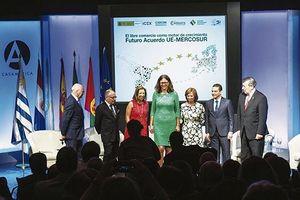 Ðộng lực mới cho hợp tác kinh tế Mercosur - EU