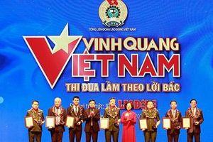 19 tập thể và cá nhân được vinh danh tại chương trình Vinh quang Việt Nam 2019