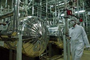 Yêu cầu không được châu Âu đáp ứng, Iran tăng mức làm giàu uranium