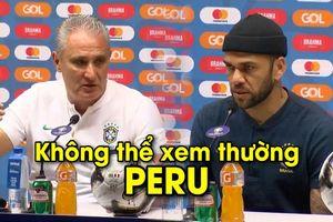 Chung kết Copa America: Brazil có e ngại 'ngựa ô' Peru?