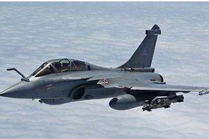 Pháp bàn giao máy bay chiến đấu Rafale đầu tiên cho Ấn Độ trong tháng 9