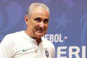 Trước chung kết Copa America, HLV Brazil vội vã bác tin từ chức