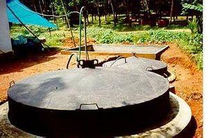 Sửa hầm Biogas, 2 người chết do ngộ độc khí