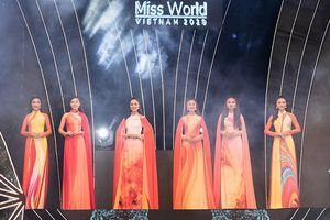Lộ diện 20 thí sinh phía Bắc vào chung kết Miss World Vietnam 2019