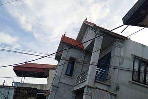 Mỹ Đức (Hà Nội): Rùng rợn những 'hố tử thần' nuốt trôi cả căn nhà 2 tầng