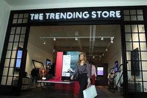Khai trương cửa hàng thời trang dùng AI đầu tiên thế giới tại London