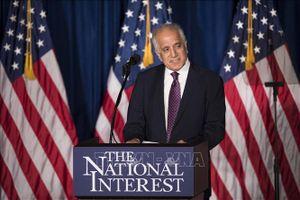 Đặc phái viên của Mỹ đánh giá cao vòng đàm phán mới nhất với Taliban