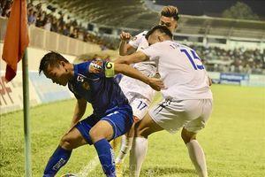 V.League 2019: Hoàng Anh Gia Lai thất bại 1 - 2 trước Quảng Nam