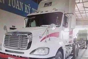 Điều tra vụ xe container biến mất bí ẩn ở cảng Cát Lái