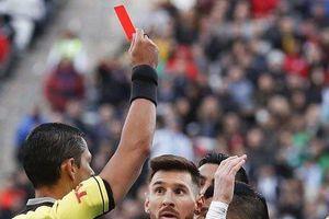 Messi nói gì khi phải nhận thẻ đỏ trong trận tranh hạng 3 Copa America 2019?