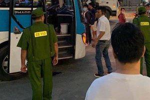 Điều tra làm rõ vụ hai thanh niên chặn xe khách cướp tiền ở TP Biên Hòa