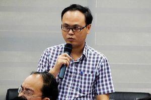 Lý do con trai nguyên Chủ tịch TP.Đà Nẵng Trần Văn Minh xin thôi chức ở sở KH-ĐT