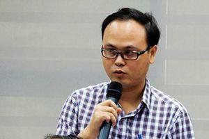 Ông Trần Văn Mẫn xin nghỉ việc tại Sở Kế hoạch và Đầu tư TP. Đà Nẵng