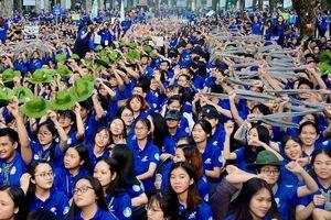 Hơn 6 vạn sinh viên TP Hồ Chí Minh tham gia chiến dịch tình nguyện mùa hè xanh