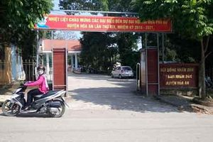Cao Bằng: Một trưởng phòng ở huyện Hòa An được bổ nhiệm sai tiêu chuẩn (!?)
