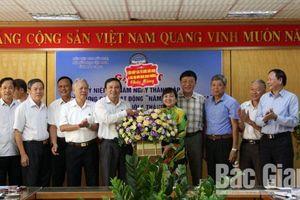 Hội Hữu nghị Việt - Nga tỉnh Bắc Giang 20 năm vun đắp tình hữu nghị