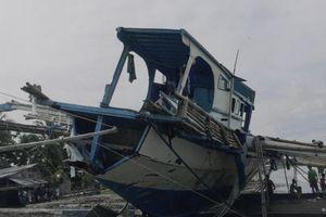 Philippines khuyến cáo Trung Quốc điều tra riêng vụ đâm tàu cá trên Biển Đông