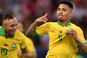 'Đè bẹp' Peru, Brazil vô địch Copa America 2019