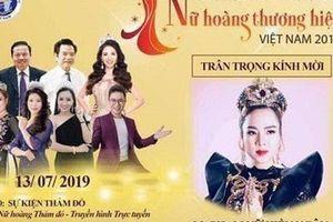'Loạn 'nữ hoàng' thể hiện sự háo danh của một bộ phận người Việt'