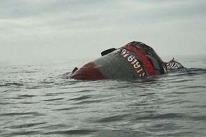 Robot sẽ lặn tìm kiếm 9 ngư dân mất tích trên tàu cá bị chìm ở Bạch Long Vĩ