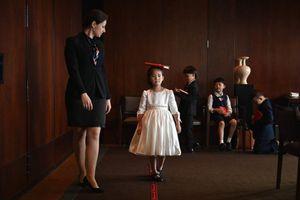 Mục sở thị lớp học trở thành 'quý tộc' ở Thượng Hải, Trung Quốc