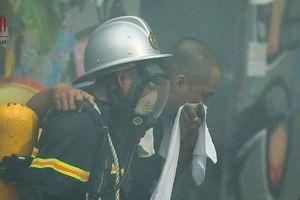 Lực lượng cứu nạn, cứu hộ Công an Hà Nội 'giật' hàng chục tính mạng người dân khỏi 'tử thần'