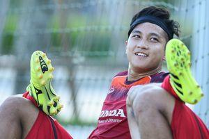 Martin Lo nghỉ sớm trong buổi tập đầu tiên của U23 Việt Nam