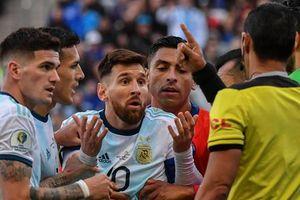Messi đối mặt án cấm 2 năm tại Copa America