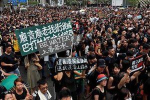 Biểu tình ở Hồng Kông: Người lớn tuổi ủng hộ giới trẻ